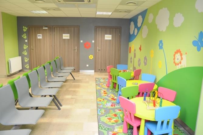 Przykliniczna Poradnia Okulistyczna dla Dzieci
