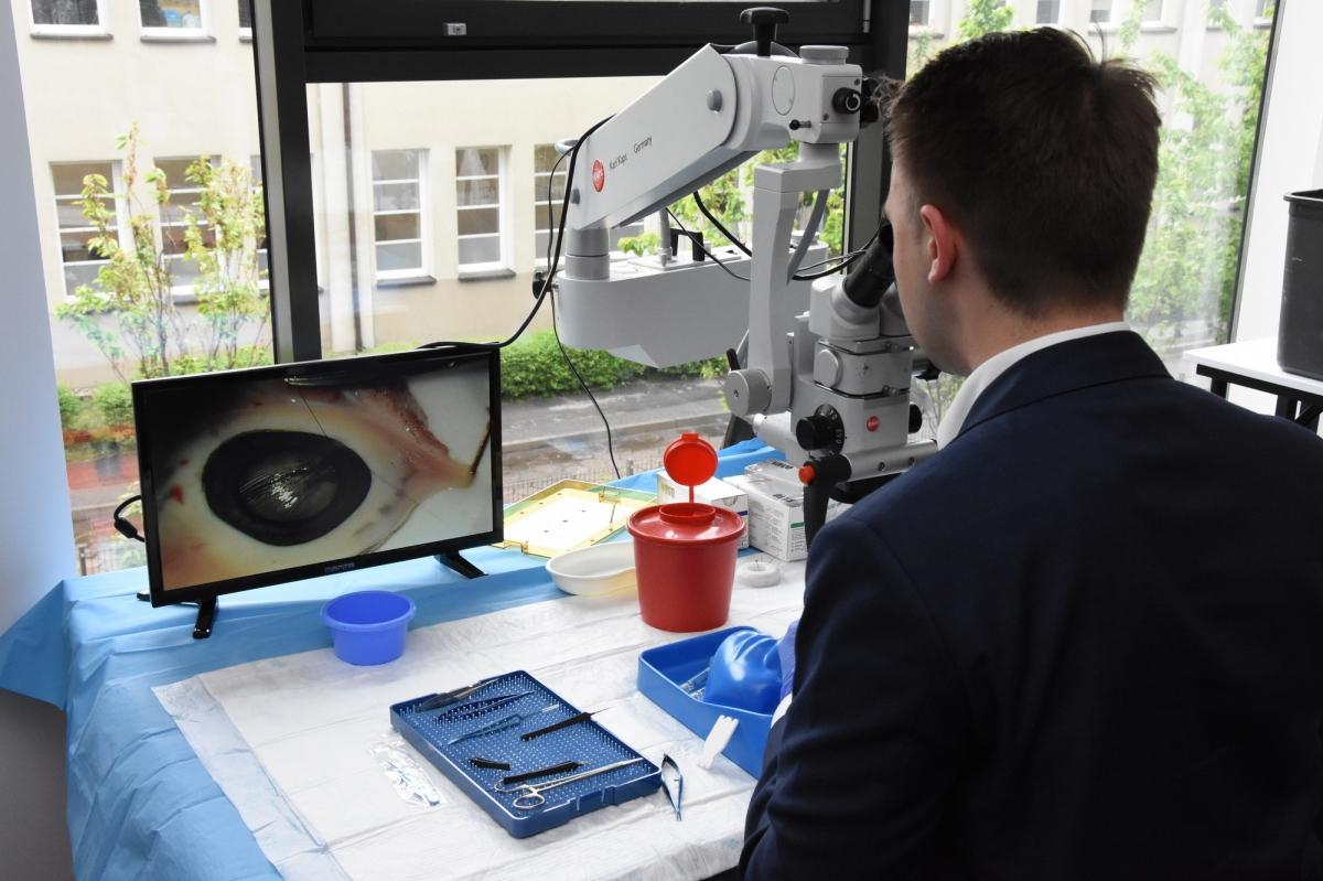 Innowacje w okulistyce