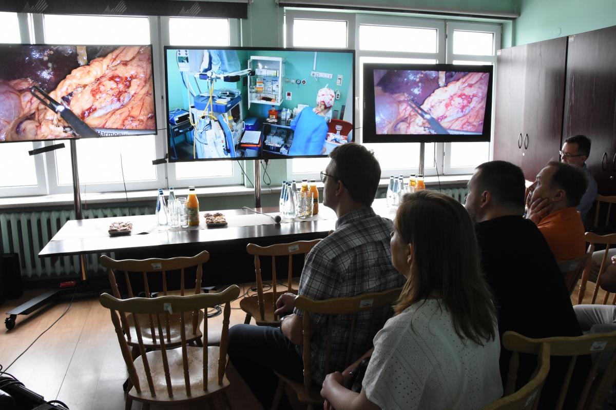 warsztaty chirurgiczne