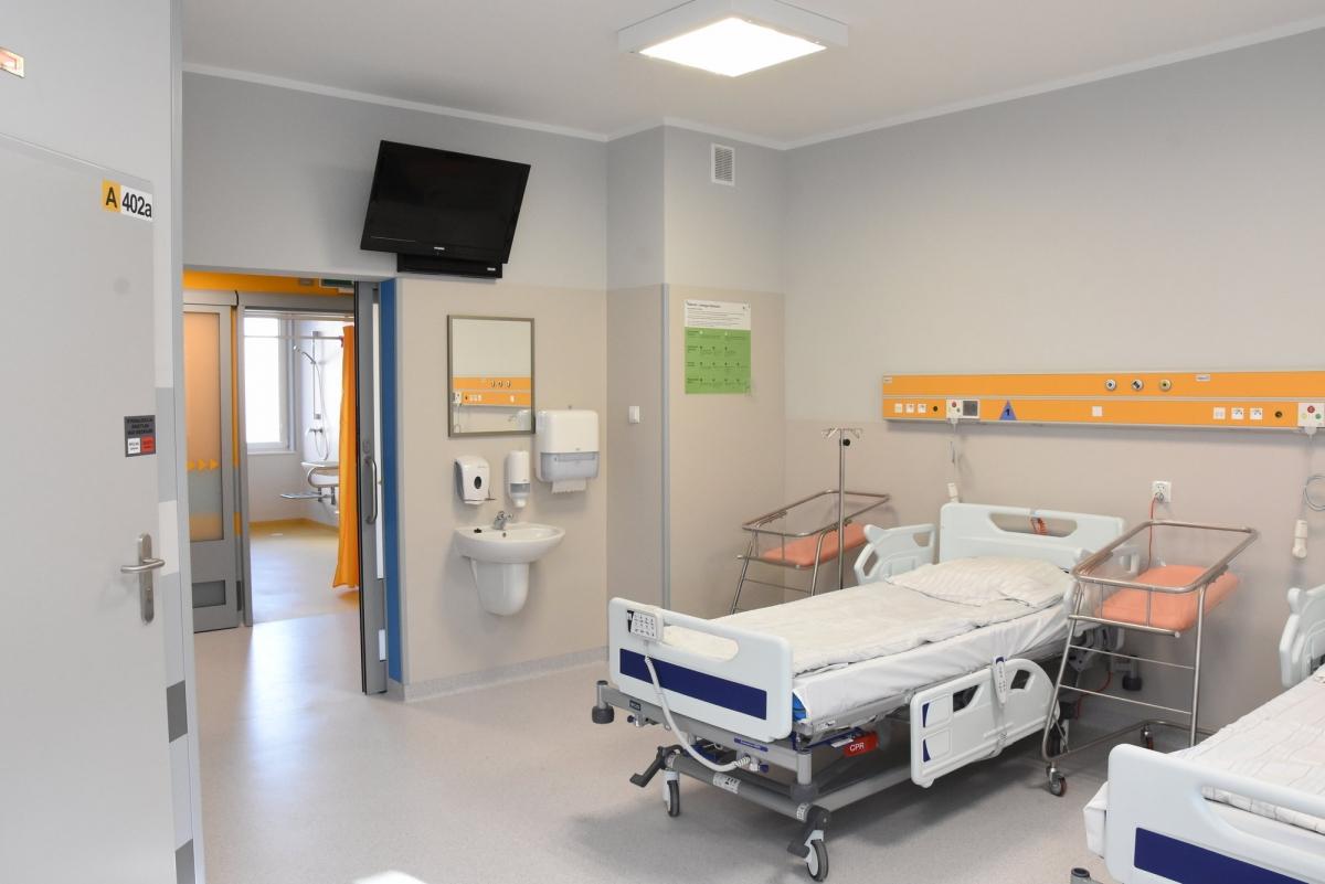 Otwarcie Oddziałów Ginekologii i Położnictwa oraz Neonatologii