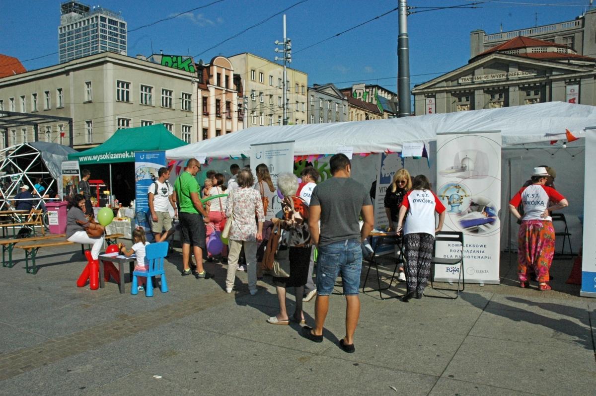 event rynek Katowice